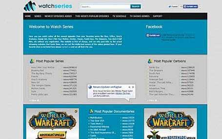 WatchSeries is Alternative of Cucirca