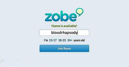 The Best Alternatives to OMGChat is Zobe