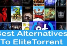 Best Alternatives To EliteTorrent For Download Torrents