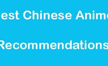 Best Chinese Anime Recommendations