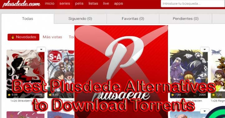 Best Plusdede Alternatives to Download Torrents