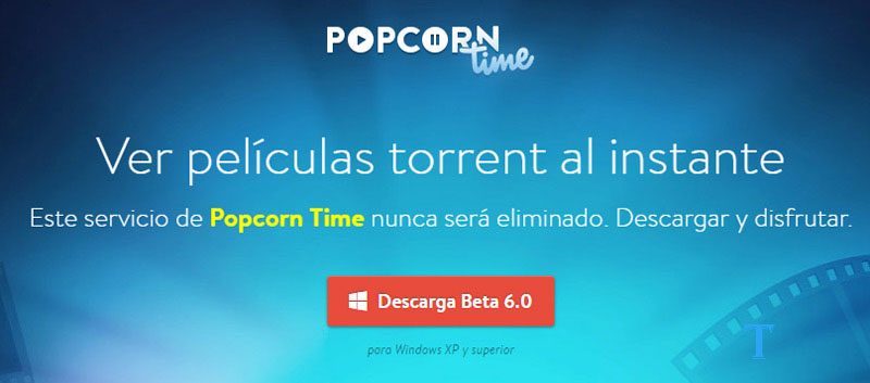 Porcorn-time.to is a skytorrents alternatives