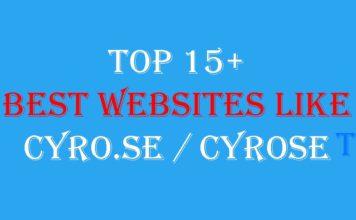 Top 15+ Best Websites Like CYRO.SE / Cyrose [2019]