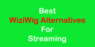 Best WiziWig Alternatives For Streaming