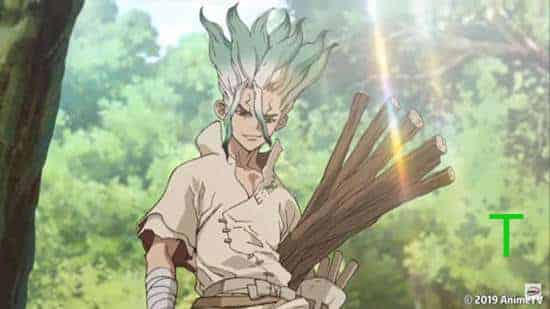 Dr.-Stone is best shounen anime