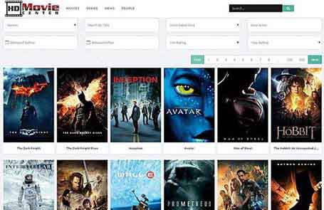 HD Movie Center
