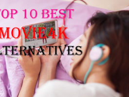 Top 10 Best Movie4k Alternatives