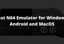 Best N64 Emulator for Windows, Android and MacOS