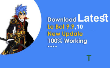 Download-Le-Bot-latest version