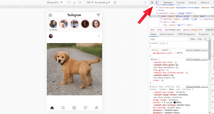 Upload Photos to Instagram from PC Via Website