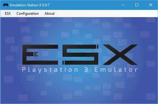 ESX PS3