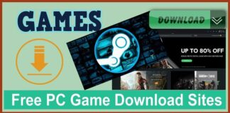 Best Free Pc Game Download Sites List