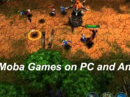 Best Moba Games on PC and Android