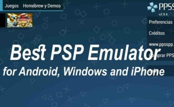 Best PSP Emulator for Android, Windows and iPhone