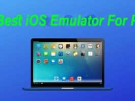 Best iOS Emulator For PC And Windows