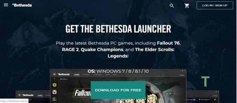 Bethesda Launcher