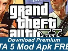 Download Premium GTA 5 Mod Apk [Free]