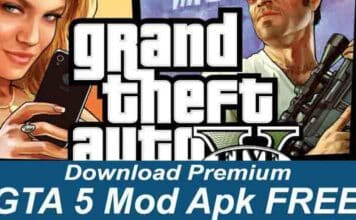 Download Premium GTA 5 Mod Apk [Free]
