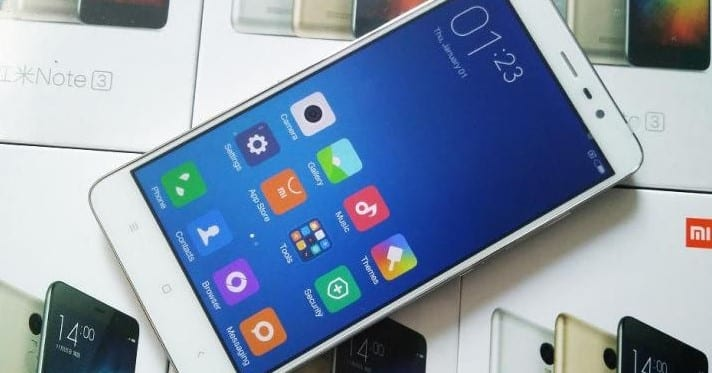 List of types of Xiaomi cellphones that support MI PC Suite
