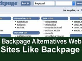 15 Best Backpage Alternatives Websites