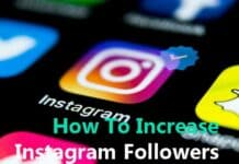 How to increase Instagram followersHow to increase Instagram followers