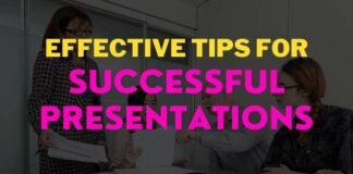 Tips For Successful Presentations